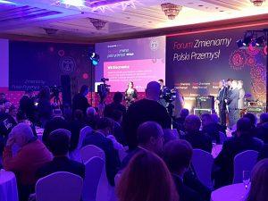 CCE Polska na XVIII Forum Zmieniamy Polski Przemysł