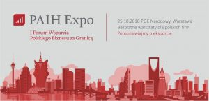 PolChambers partnerem PAIH EXPO 2018